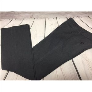 Banana Republic Martin Gray slacks size 0